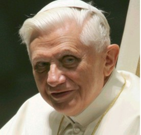 Papa emérito irá a cerimônia de canonização