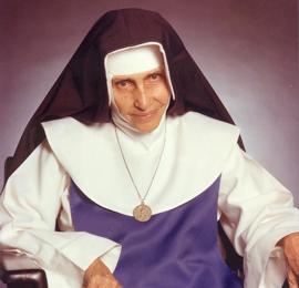 Irmã Duce: dois da sua beatificada