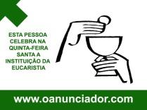 QUINTA-FEIRA SANTA