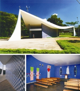 Igreja de Nossa Senhora de Fátima - Brasília
