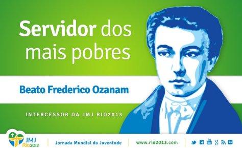 Beato Frederico Ozanam (1)
