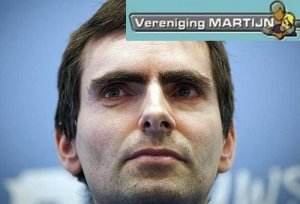 Martijn Uittenbogaard, presidente da associação Martijn