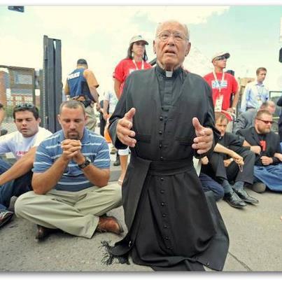 Padre Norman Weslin