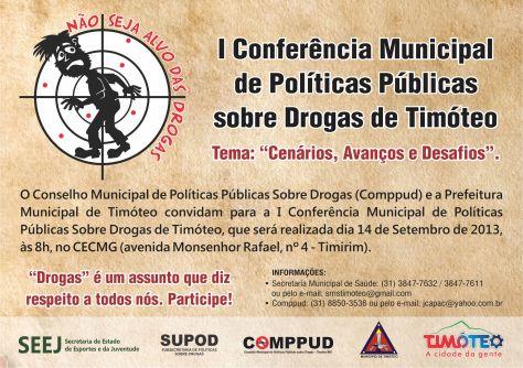 conferencia sobre drogas