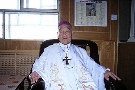 Dom Pietro Liu Guandong faleceu no dia 28 de outubro