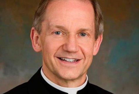 Dom Thomas Paprocki (foto Facebook diocese de Springfield)