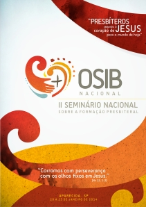 Cartaz do Seminário Vocacional