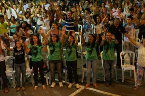 Jovens prometem grande participação nos Carnavais com Cristo este ano