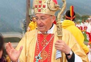 Dom Cristián Contreras Molina (Foto Bispado de São Felipe)