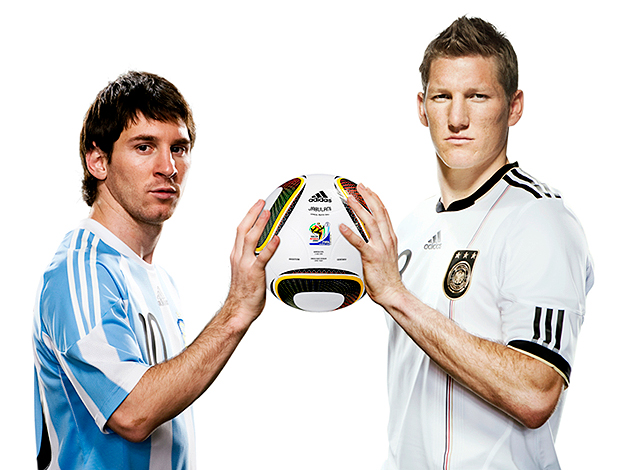 Messi e Swastaiger