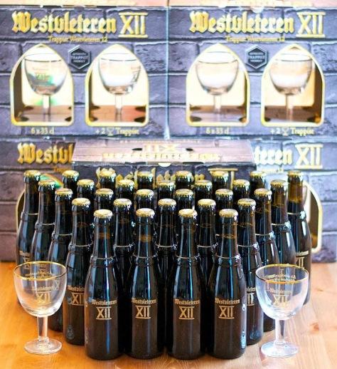 A Westvleteren XII é consideradas por críticos a melhor cerveja do mundo