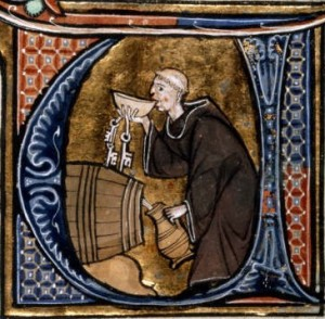 monge e o barril
