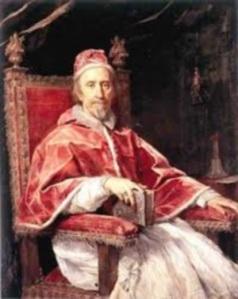 São Gregório XIII validou o novo calendário e deu seu nome a ele.