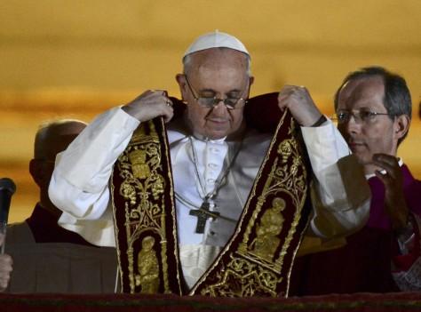 Há dois anos, dia 13 de março, Francisco era eleito Papa