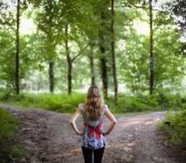 Você tem vários caminhos. Eles podem te levar ao mesmo destino, mas a escolha é sua.