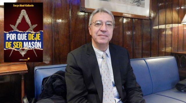 Serge Abad-Gallardo. Foto: Blanca Ruiz/ ACI Prensa