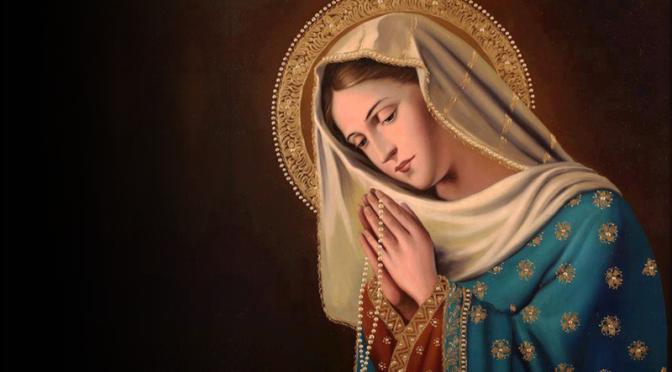 Você sabia que a Salve Rainha não é bem uma oração?