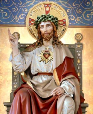 Imagem de Cristo Rei do Universo