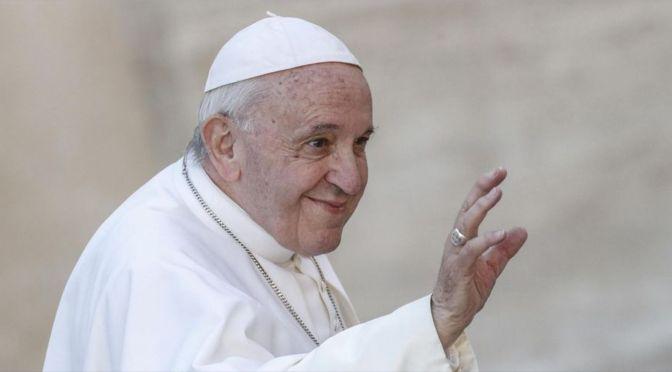Papa manda mensagem para Campinas-SP