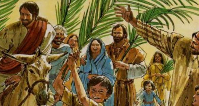 Você sabe a importância do Domingo de Ramos?