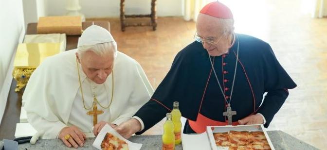 Dois Papas: um singelo e profundo diálogo sobre a Igreja
