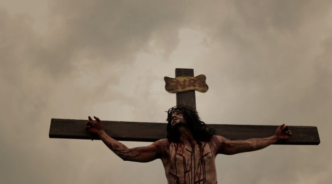 Paixao de Nosso Senhor Jesus Cristo